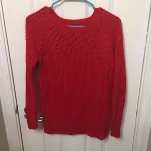 American Eagle Jegging Sweater Chunky Knit Cozy